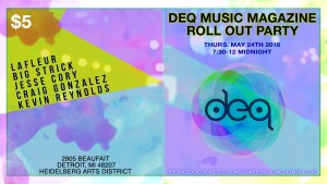 DEQ Movement flyer
