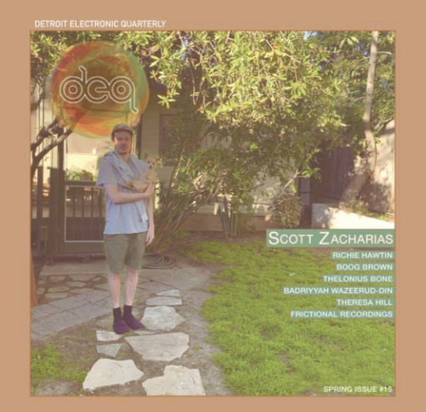 Scott Zacharias Cover Story for DEQ Issue 15: 2019 – Detroit